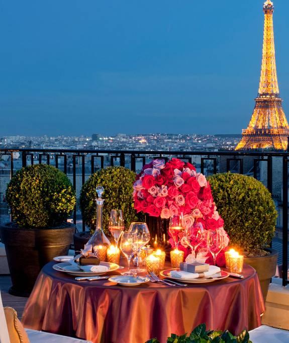 Luxe in Parijs