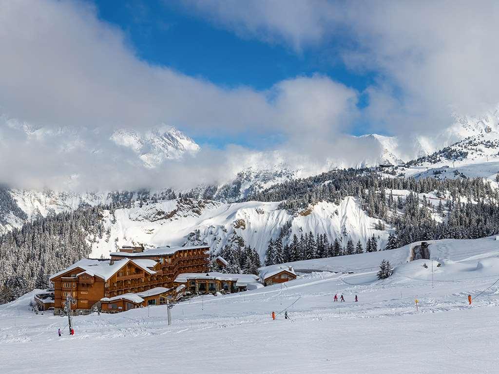 Wintersport: Les Trois Vallées