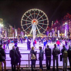 Kerstmarkt: Brussel
