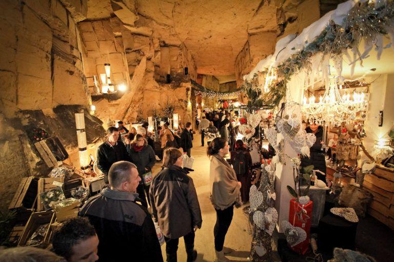 Kerstmarkt: Valkenburg