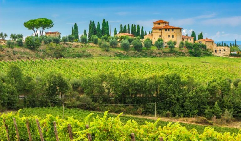 Wijn rondreis door Italië - Senioren-reizen.nl